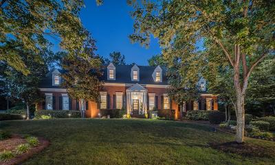 Evans Single Family Home For Sale: 3528 Greenway Drive