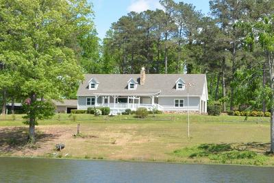 Columbia County Single Family Home For Sale: 636 Chamblin Road