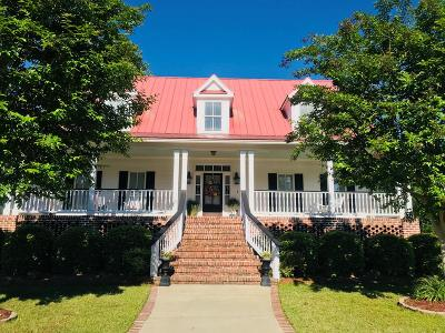 North Augusta Single Family Home For Sale: 131 River Club Drive