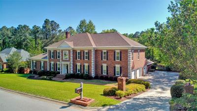 Evans GA Single Family Home For Sale: $599,900