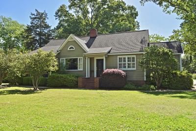 Aiken Single Family Home For Sale: 418 Whiskey Road