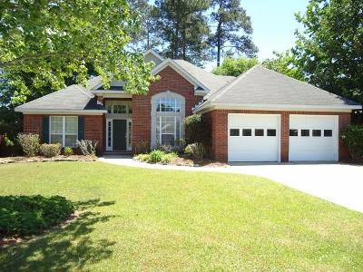 Evans Single Family Home For Sale: 4476 Andover Drive