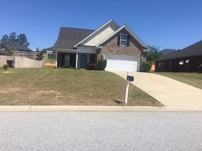 Augusta Single Family Home For Sale: 4531 Logans Way