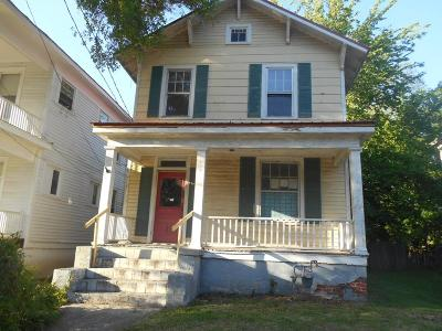 Augusta GA Single Family Home For Sale: $31,500