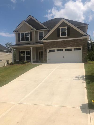 Martinez Single Family Home For Sale: 484 Jade Drive
