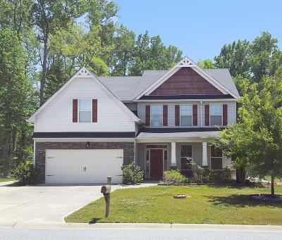 Grovetown Single Family Home For Sale: 8033 Battle Street