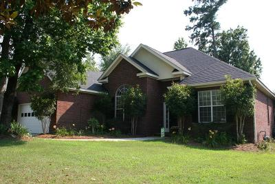 Evans Single Family Home For Sale: 211 Bainbridge Drive