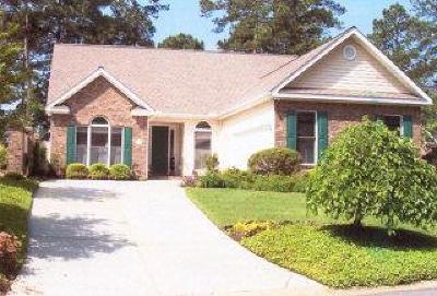 Aiken Single Family Home For Sale: 115 Bald Cypress Court