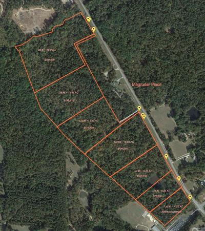 Grovetown Residential Lots & Land For Sale: 00 Louisville Road