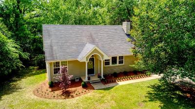 Aiken Single Family Home For Sale: 1466 Canterbury Court