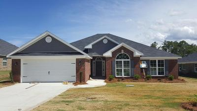 Hephzibah Single Family Home For Sale: 4808 Ken Miles Drive