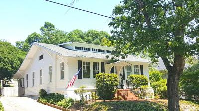 Augusta Single Family Home For Sale: 2129 McDowell Street