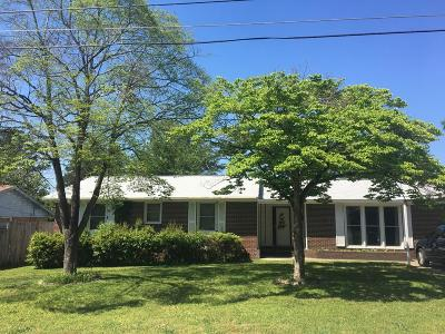 Augusta Single Family Home For Sale: 1707 Greenway Drive