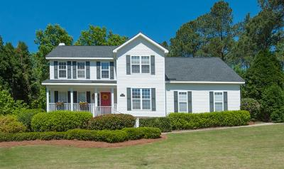 Aiken Single Family Home For Sale: 161 Sweetbay Drive