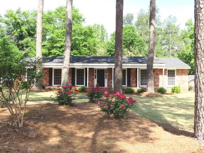 Augusta Single Family Home For Sale: 501 Aumond Road