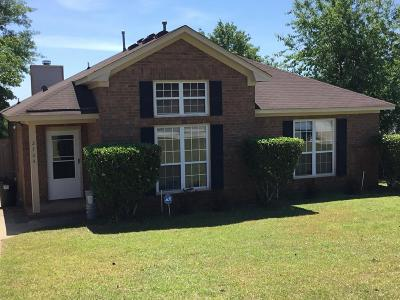 Hephzibah Single Family Home For Sale: 2704 Crosshaven Drive