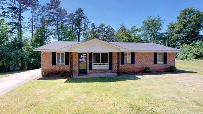 Martinez Single Family Home For Sale: 4114 Cliffwood Court