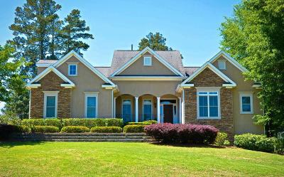 Evans Single Family Home For Sale: 118 Pond View Road
