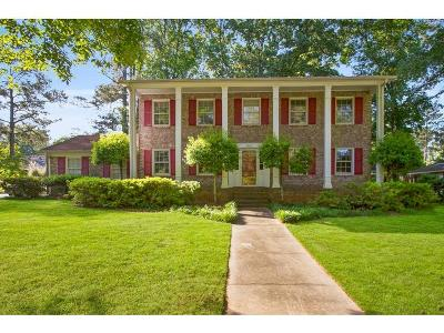Augusta Single Family Home For Sale: 2902 Kipling Drive