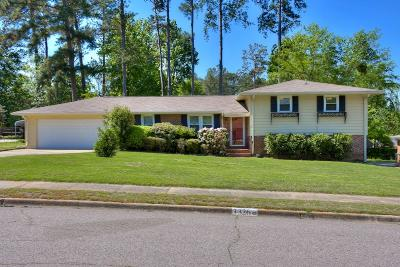 Augusta GA Single Family Home For Sale: $165,500