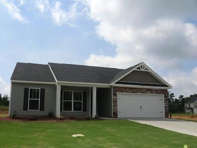 Aiken Single Family Home For Sale: 3481 Heartwood Pass
