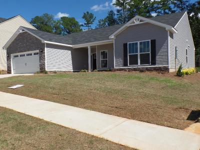 North Augusta Single Family Home For Sale: 1023 Swan Court