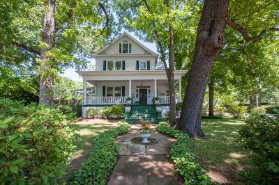 Single Family Home For Sale: 901 Lake Avenue