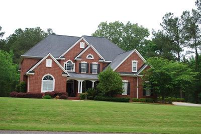 Evans GA Single Family Home For Sale: $680,000