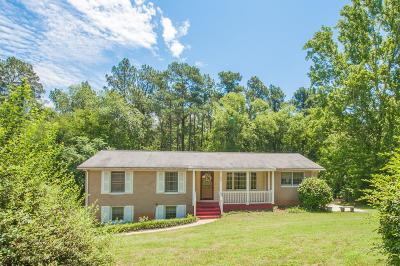 North Augusta Single Family Home For Sale: 665 Glenmore Avenue