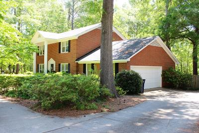 Evans Single Family Home For Sale: 4150 Rivermont Drive