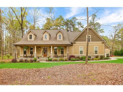 Clarks Hill Single Family Home For Sale: 224 Bent Oak Road