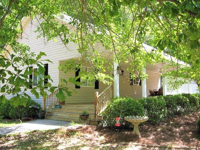 Lincolnton Single Family Home For Sale: 2031 Indian Road