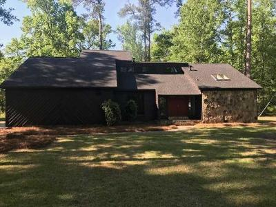 Augusta Single Family Home For Sale: 4002 Burning Tree