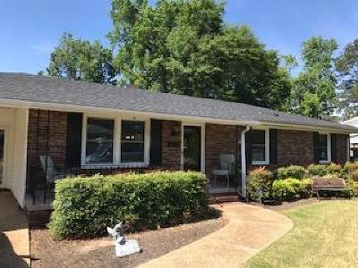 Augusta Single Family Home For Sale: 1605 Forest Creek Road