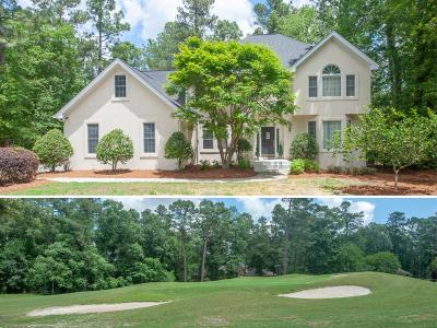 Aiken Single Family Home For Sale: 121 Live Oak Road