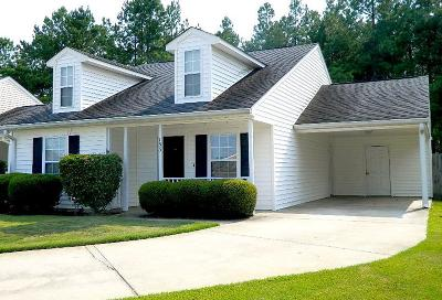 Aiken Single Family Home For Sale: 153 Long Creek Drive