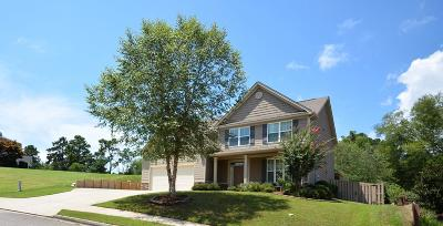 Evans Single Family Home For Sale: 1103 Sumter Landing Circle