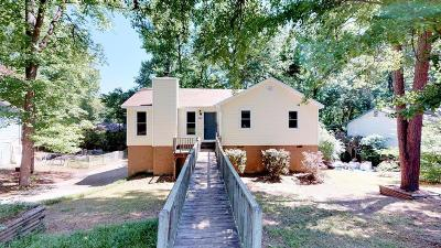 North Augusta Single Family Home For Sale: 1186 Norman Street