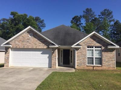 Grovetown Single Family Home For Sale: 2080 Sylvan Lake Drive