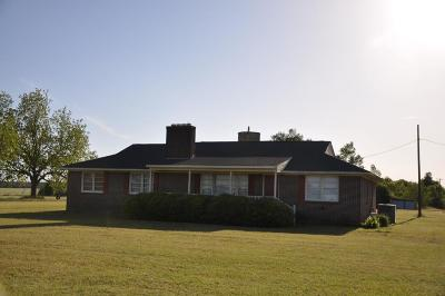 Blythe Single Family Home For Sale: 1084 Mark Walden Road