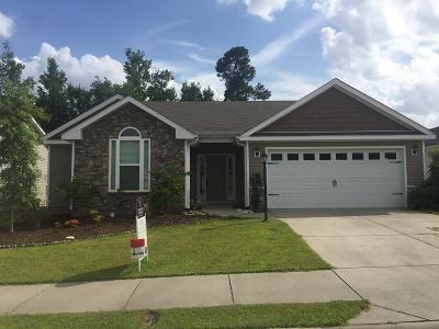 Grovetown Single Family Home For Sale: 449 Sebastian Drive