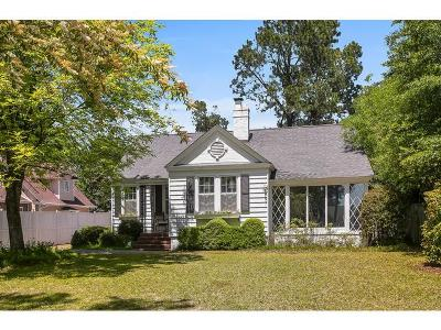 Augusta Single Family Home For Sale: 3005 Cardinal Drive