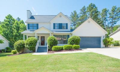 Aiken Single Family Home For Sale: 524 Greenwich Drive