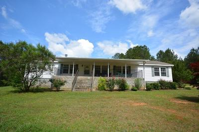 McDuffie County Single Family Home For Sale: 1165 Smith Mill Road