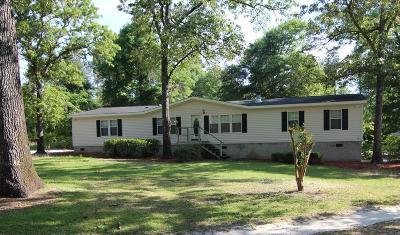 Waynesboro Single Family Home For Sale: 6038 Hwy 23s