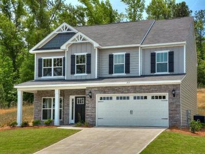 North Augusta Single Family Home For Sale: 1039 Swan Court