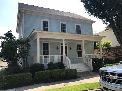 North Augusta Single Family Home For Sale: 512 Railroad Avenue