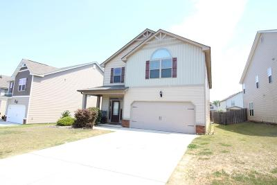 Grovetown Single Family Home For Sale: 3365 Grove Landing Circle