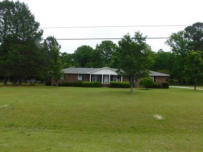 Lincolnton Single Family Home For Sale: 437 Sunrise Drive