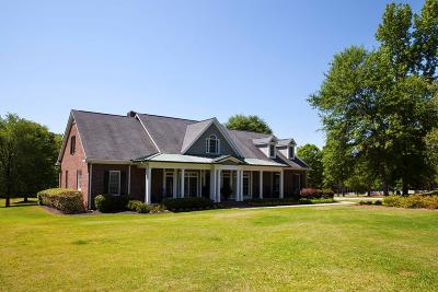 Appling Single Family Home For Sale: 6696 Ridge Road